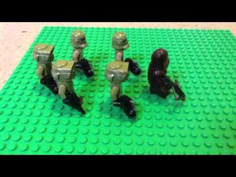 Lego Star Wars iMovie Trailer