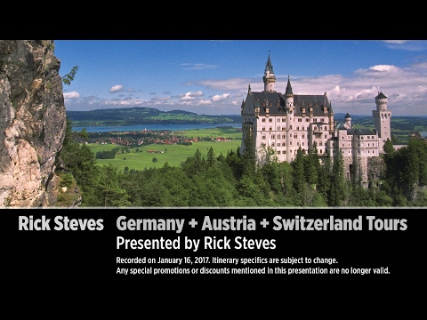Test Drive a Tour Guide: Germany, Austria, and Switzerland