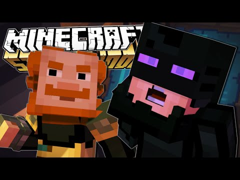Minecraft Story Mode | BECOMING AN ENDERMAN!! | Episode 3 [#2]