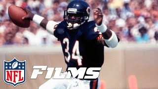The Heart Of Walter Payton A Football Life Nfl Films