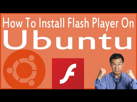 How To Install Flash Player On Ubuntu 15/Firefox Using Terminal