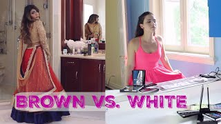 Brown Girls vs White Girls - Wedding Edition
