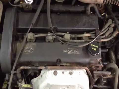 2000-2004 Ford Focus 2.0L Zetec Engine Misfires Runs Rough: Valve Cover Gasket Oil Leak Repair