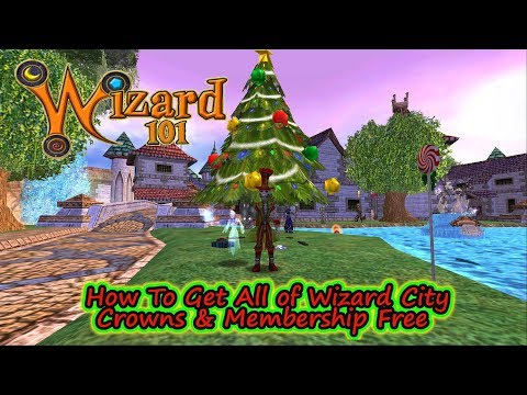 Wizard101 How To Get All of Wizard City - Free of Crowns & Membership