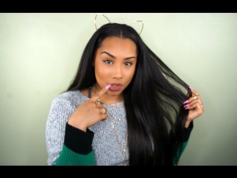 NayaVista Straight Hair Review | TheAnayal8ter