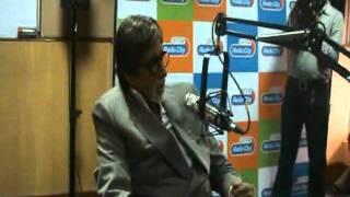 Amitabh Bachchan Exclusive Interview At Radio City Studio