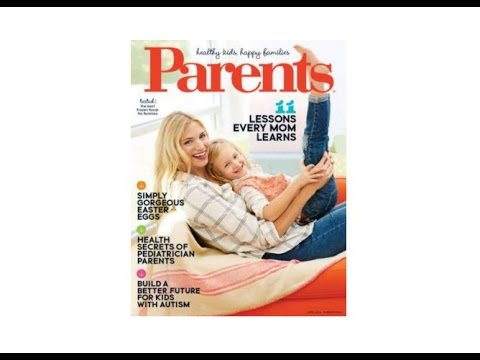 FREE One Year Subscription to Parents Magazine!
