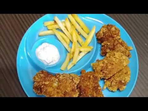How to make Fish & Chips at home | Kaise Banaye Fish & Chips in Hindi