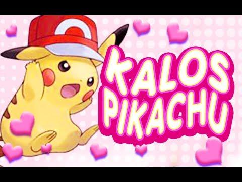 Pokemon Kalos ♥ ASH Pikachu ♥ GTS Giveaway!