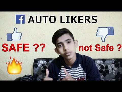 Do not Use Facebook  ❌Auto likers ❌without watching this video !