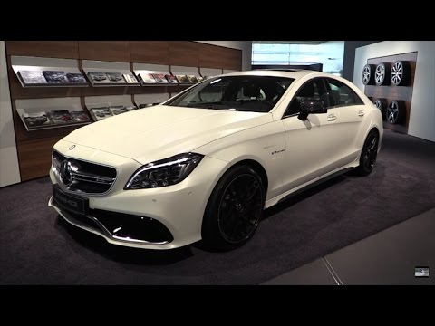 Mercedes-Benz CLS63 S AMG - In Depth Review Interior Exterior