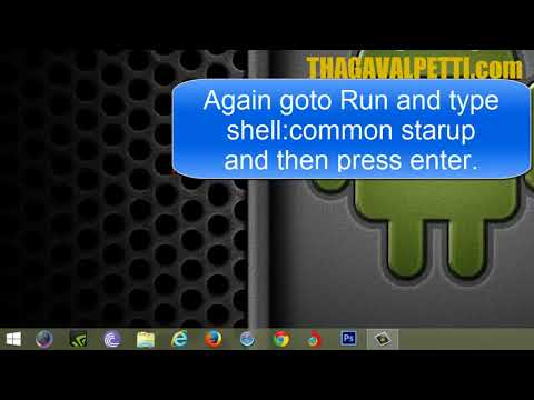How To Fix Desktop ini Opening in Notepad on Windows 8 Startup