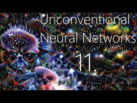 More Complex Math with Deep Learning - Unconventional Neural Networks p.11