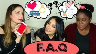 F.A.Q Snap👻 : En couple ? Enceinte? Harcèlement? Dispute? Meet up tour?... Vous saurez tout!