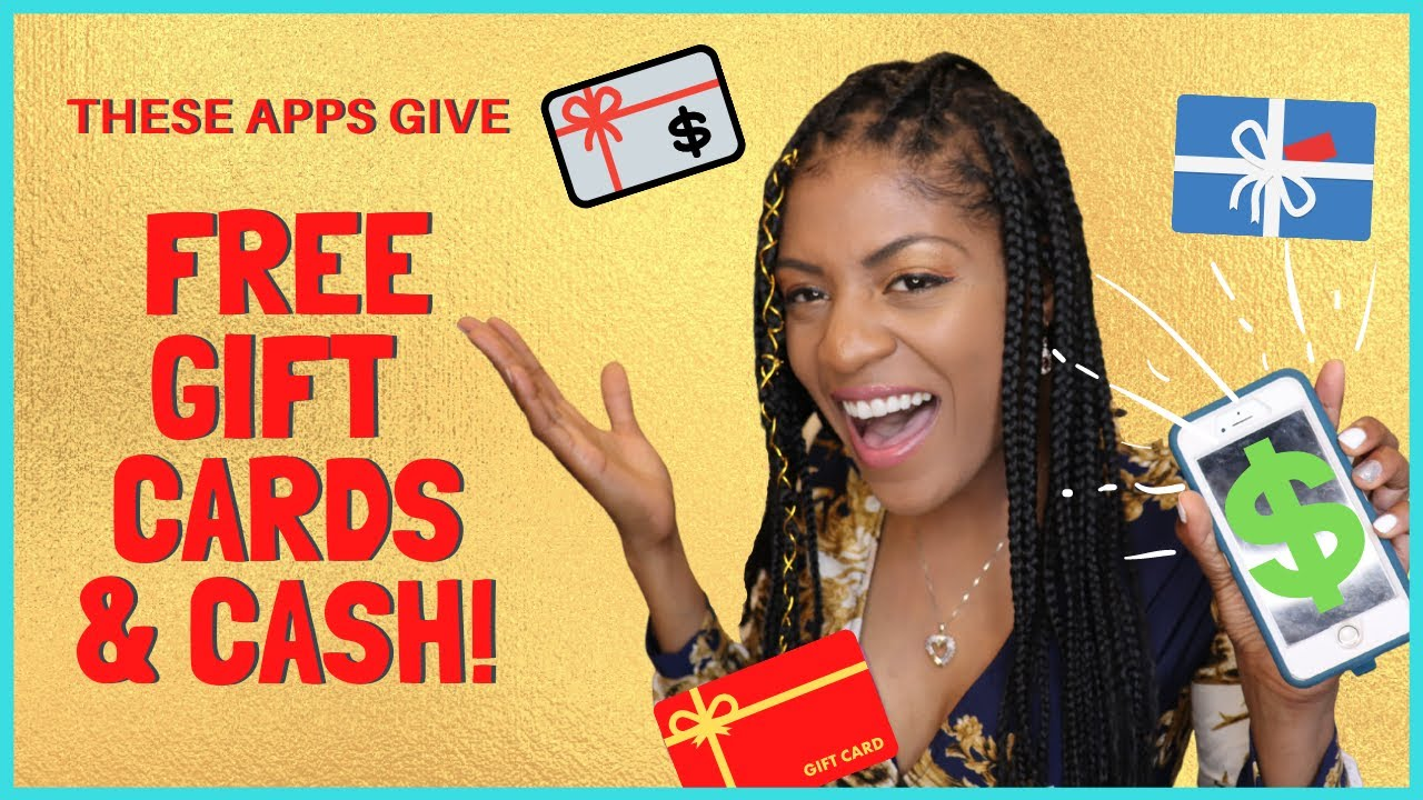 YOU ASKED FOR IT! MORE APPS THAT GIVE FREE GIFT CARDS AND CASH! | Deal Finding Diva