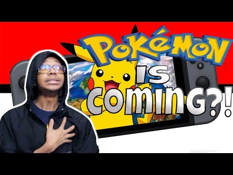 Pokemon Switch is Coming This Year According to Emily Rogers!
