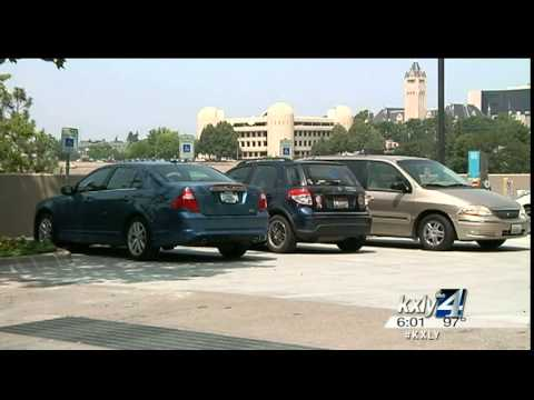 Disabled vet frustrated with lack of City Hall handicapped parking