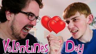 LOGAN VS TEEDS!! (Valentine