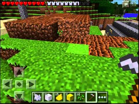 Minecraft PE 0.8.0 - Where To Find Beetroot Seeds !