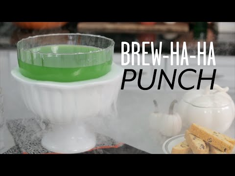 How To Make Brew-Ha-Ha Punch