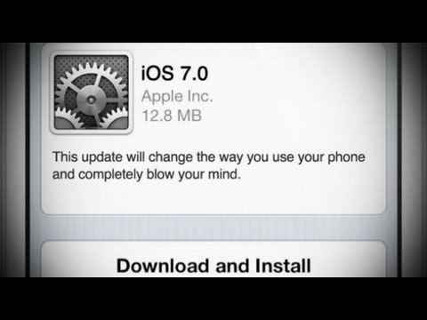 How To Get iOS 7 Right Now on Any Device Without Dev Account
