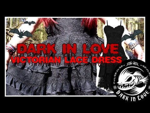 DARK IN LOVE - Victorian Gothic Layered Lace Dress Review