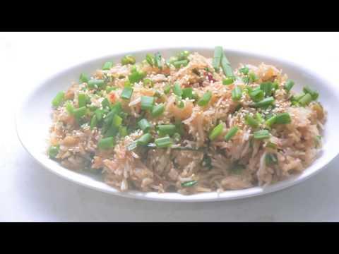 CHINESE STYLE FRIED RICE / முட்டை பிரைட் ரைஸ் - TAMIL