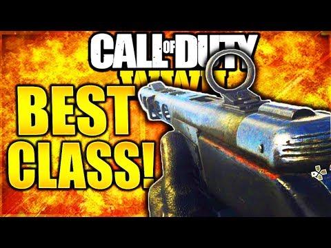 TOP 10 BEST COD WW2 CLASS SETUPS FOR V2 ROCKETS + NUCLEARS! COD WW2 BEST CLASS SETUPS IN WORLD WAR 2