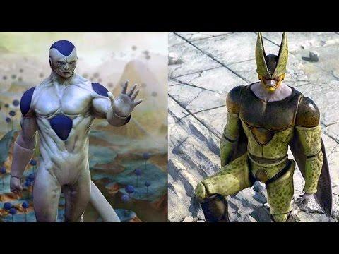 Dragon Ball Xenoverse: Derrote Freeza e Cell - Missão Paralela Online