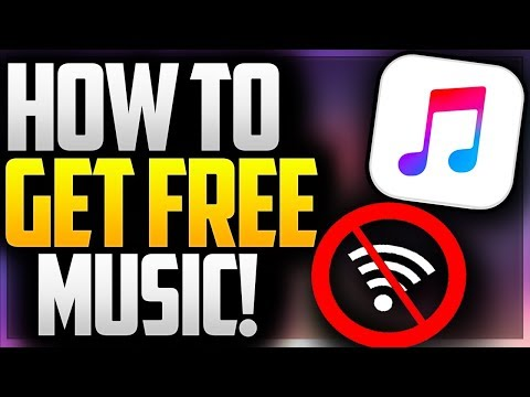 HOW TO GET MUSIC FOR FREE DOWNLOAD (iTUNES, ALBUMS, & SONGS) NO JAILBREAK! 🔥