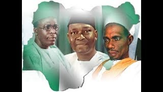 (MUST WATCH) Experts; Nigeria Should Be Divided Regionally For It To Stand