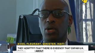 Oxfam goes in damage control mode; apologises to Haiti