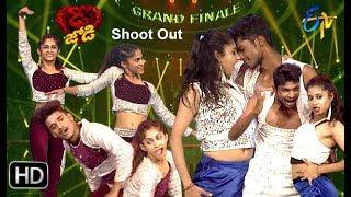 Mahesh and Ritu   SomeshandShresti   Shoot Out Round  Dhee Jodi  Grand Finale  Sep 2019   ETV Telugu