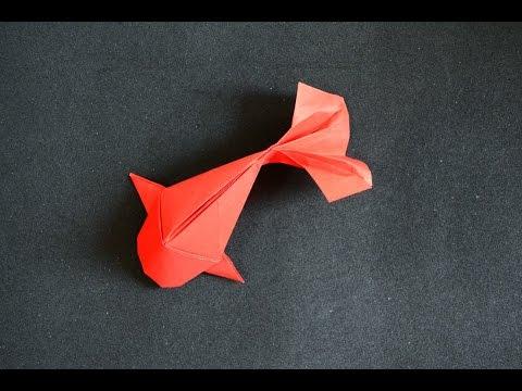 Origami: Fish Koi ( Riccardo Foschi )