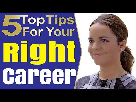 What Job Should I Do - Careers Advice On How To Choose A Career