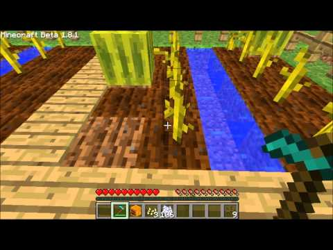 How to get more Melon and Pumpkin seeds in Minecraft