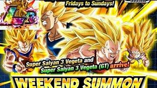 WE GOT AN LR FROM WEEKEND TICKETS!?!? Weekend Ticket Summons | DBZ Dokkan Battle