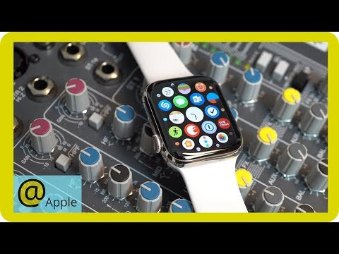 Apple Watch Series 4 Unboxing & Impressions