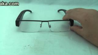 2nd Generation HD 1080p Eyewear Sunglasses Camera Spy Camera DVR | Spy Eyewear Review
