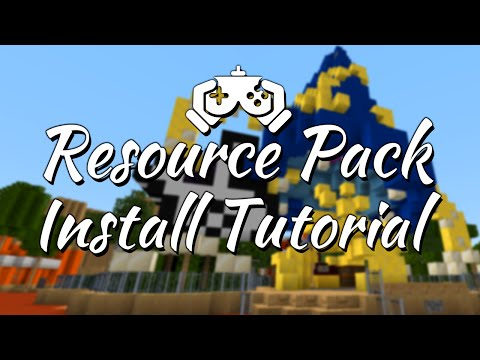 MC Magic for Beginners: How to Install the Resource Pack