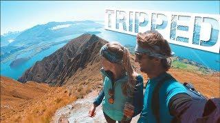 QUEENSTOWN NZ - Instagram vs. Reality - Mt. Roy Hike Wanaka