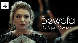 Bewafa || Best Punjabi Sad song || Hayat and Murat || New song || Full HD || Best romantic song ||