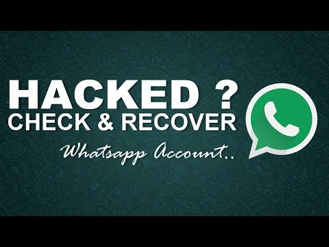 How to Recover your Hacked WhatsApp account