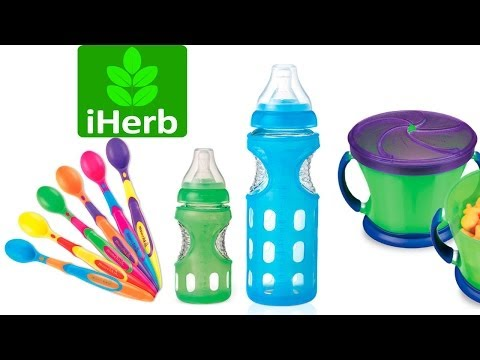 iHerb: munchkin уникальные товары для детей
