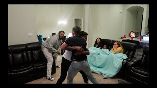 flirting With Your Wife Prank On Friend emotional