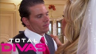 Tyson confronts Natalya before their wedding: Total Divas: Sept. 15, 2013