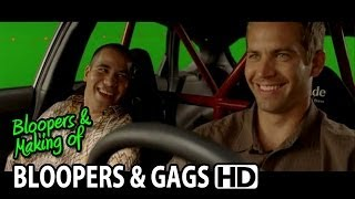 Fast & Furious 4 (2009) Bloopers Outtakes Gag Reel