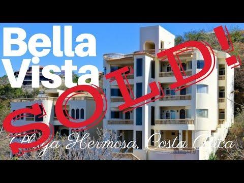 *** SOLD *** Bella Vista 3 – Playa Hermosa, Costa Rica