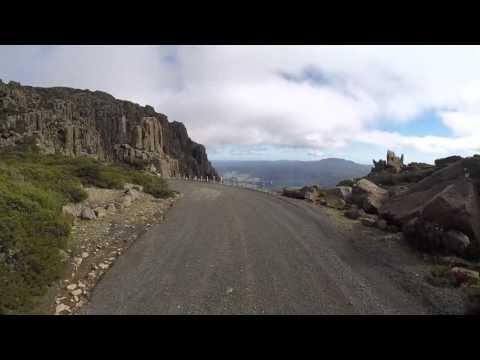 BMW R1200GS Adventure - Tasmanian road trip.