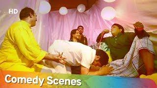 Comedy Scenes of Rajpal Yadav from Bumper Draw - Omkar Das Manikpuri - Zakir Hussain